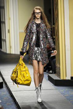 Luella at London Fashion Week Spring 2008 - Runway Photos