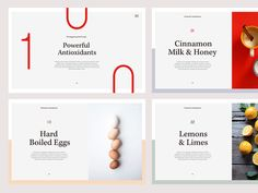 (Liking the split colour background) Cooking Website - Articles by Marko Cvijetic Food Web Design, Best Web Design, Ppt Design, Graphic Design, Book Design Layout, Print Layout, Charity Websites, Gui Interface, Ui Design Mobile