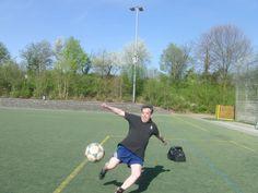 meine letzten Fußballversuche 2012..Crefocup der Creditreform  Fußball aktiv 1974-2008