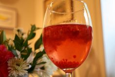 """Rose Geranium Wine ~ """"...a return to happiness, remembering the good..."""""""