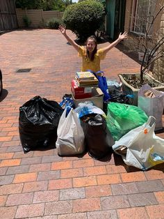 Our Jhb branch had an extremely successful collaboration/clothing drive with @goldenkeywits 🙌🧦 We would like to give a huge thanks to @goldenkeywits as well as everyone who donated 🙏💙 All these amazing donations were given to wits hospice 🎉 #clothing #donations #hygiene #health #care #lovingothers #help #nonprofit #jhbbranch #5startohealth #GK #neverstopgiving #smallthingsbigchange #humanity #reachout #getinvolved #sponsors #bethelight Recycling Containers, Personal Hygiene, Hospice, Five Star, Non Profit, Collaboration, Herbalism, Health Care, How To Become