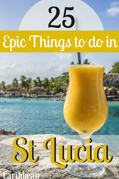 23 Epic Things to do in St Lucia - St Lucia is a small, but unique nation, but there is a lot to see on this Caribbean island. Here are the best things to do in St Lucia. lucia honeymoon 23 Epic Things to do in St Lucia Caribbean Vacations, Caribbean Cruise, Dream Vacations, Romantic Vacations, Caribbean Honeymoon, Southern Caribbean, Caribbean Sea, Romantic Travel, Destin Beach