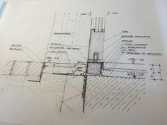 ar.de_17 #door #Tür #wood #holz #holztür #architecture #Architektur #architecturesketch #sketch #Skizze #art #archidaily #ideas #design #instadaily #detailsmagazine #insulation #detail #drawing #draw #moleskine #sketchbook #pen #detail #detailsmagazine #detailarchitecture #bau