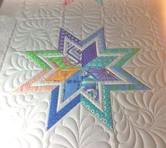 Our new quilt pattern ... Twinkle Twinkle! meandmysisterdesigns.com