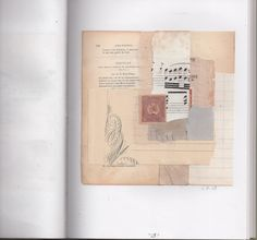 P.13 1 Susan Gilman Jokels #collage #art #journal