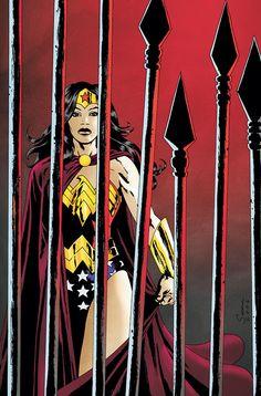 Wonder Woman by Sean Phillips
