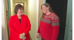 """As part of """"Go Red for Women"""" Day, Time Warner Cable News wanted to tell the stories of people that have been personally affected by heart health and why the day is so important. Barry Wygel reports."""