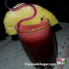 jugos de frutas y vegetales