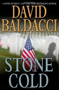 Read in 2016 over the holidays- Stone Cold by David Baldacci