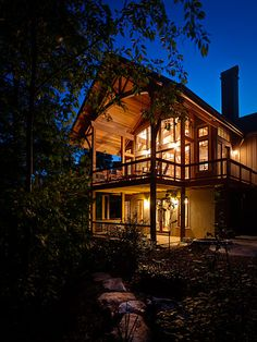 Thomas Lawton Architect   Black Mountain, NC