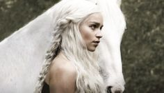 Emilia Clarke stars as Daenerys Targaryen, the Mother of Dragons in the HBO series, Game of Thrones. Game Of Thrones Trailer, Game Of Thrones Characters, Game Of Thrones Khaleesi, Emilia Clarke Daenerys Targaryen, Game Of Throne Daenerys, Khaleesi Targaryen, Daenerys Targaryen Aesthetic, Casa Targaryen, Once Upon A Time
