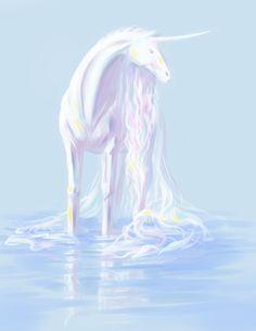 Unicorn by Kutty-Sark on deviantART
