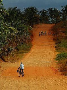 Next stop: Inhambane, Mozambique