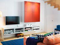 Solução móvel tv - IKEA