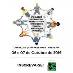 COMPROMISSO CONSCIENTE: II Colóquio Internacional no Brasil sobre Brincade...