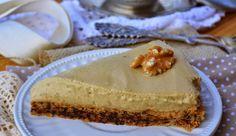 Troll a konyhámban: Diós kávékrémes torta - paleo