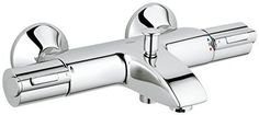 GROHE Mitigeur Thermostatique Bain/Douche Grohtherm 1000 34155000 (Import Allemagne)