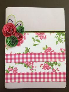 Tarjeta hecha a mano