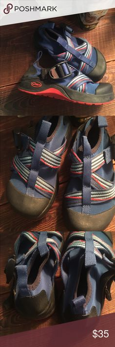 LIKE NEW~ KIDS CHACOS'S ~ SIZE 11~ ADORABLE ADORABLE~ KIDS CHACO'S ~ SIZE 11~ LIKE NEW Chacos Shoes