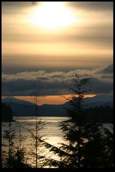 "Ketchikan, Alaska says ""Good Morning"". (Photo by JudyR via trekearth.com)"