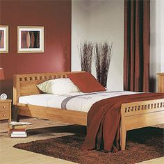 Spectacular Einzelbett und Doppelbett Divina allnatura de