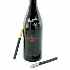 Bottle Writing Pens - personalised bottle - Rs.345 : Gifts to India - buy online