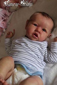 *LUMERNY-BABYS* Reborn Baby Saskia by Bonnie Brown *so real*