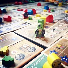 """159 Likes, 4 Comments - Gamer Geeks Making Board Games (@tastyminstrel) on Instagram: """"Great pic from @zenracer -  #yokohama is fantastic and highly recommended! This game with…"""""""