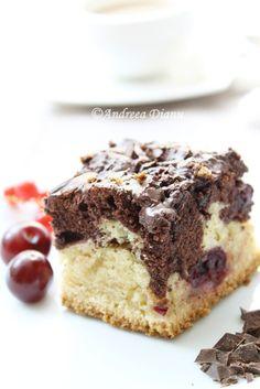 Romanian Desserts, Cake Cookies, Tiramisu, Sweet Treats, Good Food, Ethnic Recipes, Desserts, Sweets, Cheer Snacks