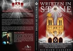book cover Richard Cassaro Written In Stone