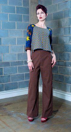 Nancy Raglan Sleeve Top – NeoBantu