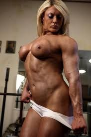 Image result for muscle girl naked