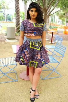 African Print Dresses and Styles that will trend in 2018 African Print Dresses, African Print Fashion, African Fashion Dresses, African Wear, African Women, African Dress, Fashion Prints, Fashion Design, African Prints