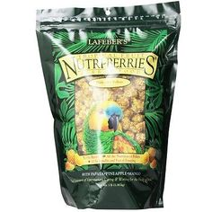 Food and Treats 116494: Lafeber Fruit Nutriberries Parrot Food 3 Lb -> BUY IT NOW ONLY: $37.79 on eBay!