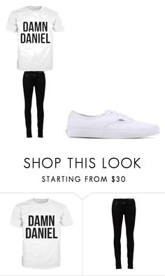 """""""Back At It Again  """" by tangie106 ❤ liked on Polyvore featuring Yves Saint Laurent and Vans"""