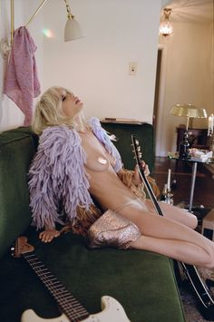 The Lady Tramp Shag Jacket >> NOW ON: http://loversanddrifters.com