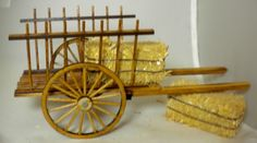 hay wagon wooden hay wagon by terry harville