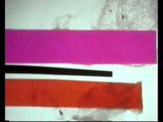 Bruno Munari Slides,1950. Courtesy Miroslava Hajek Archive #experimental #art #film