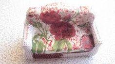 Deko- Couch Rote Rosen