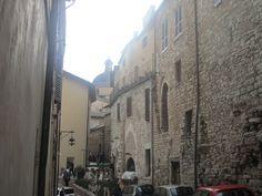 Assisi, Italia, maio 2016