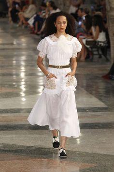 Défilé Chanel Croisière 2017 78