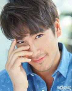 Nadech Kugimiya & Yaya Urassaya (IN vol. Asian Boys, Asian Men, Chinese Man, Model Face, Thai Model, Good Looking Men, Brad Pitt, Best Actor, Handsome Boys