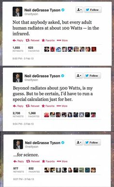 Gotta Love Neil deGrasse Tyson…LOL