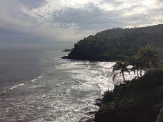 El Salvador coast
