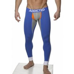 Free shipping brand Men Long Johns Underwear U convex pocket mens wrestling singlet thermal underwear Almost Naked Action Boxer