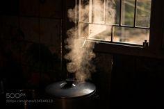 Pic: STEAM WHILE COOKING IDIYAAPAM