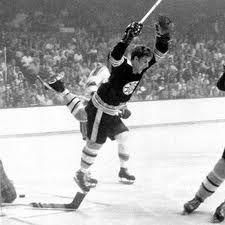 Last time Bruins and Blues battled for the Cup, Bobby Orr scored the series-clinching goal Hockey Teams, Hockey Players, Ice Hockey, Hockey Stuff, Bobby Orr, Boston Bruins Hockey, Stanley Cup Finals, Boston Sports, Sports Figures