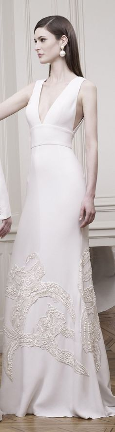 Elie Saab Resort 2015 - a beautiful and classic choice!
