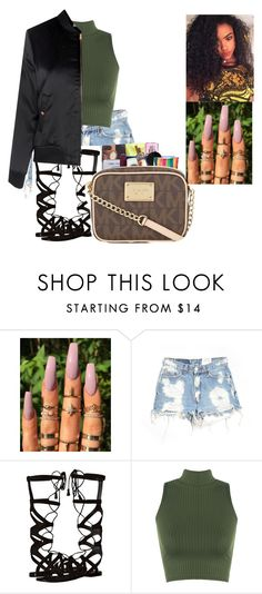 """Ms Lyna"" by ashantisowell ❤ liked on Polyvore featuring Furst of a Kind, Frye, WearAll and Glamorous"