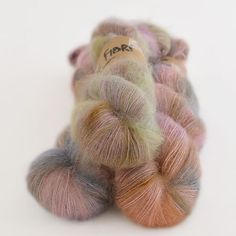 Qing Fibre - Kid Mohair Silk